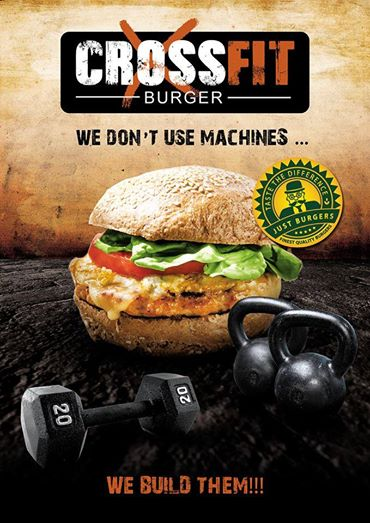 Just Burgers - Crossfit Burger