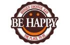 Λογότυπο του καταστήματος BE HAPPY - BURGER BAR